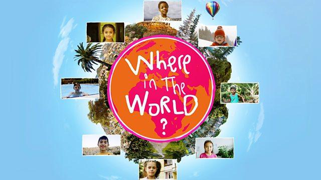 CBBC's Where in the World