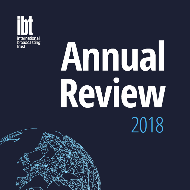 IBT Annual Report 2017