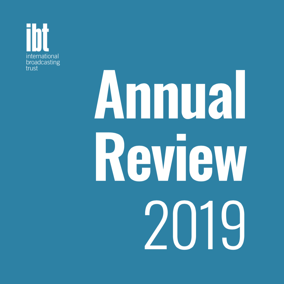 IBT Annual Report 2018